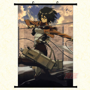 Wall Scroll – Attack On Titan