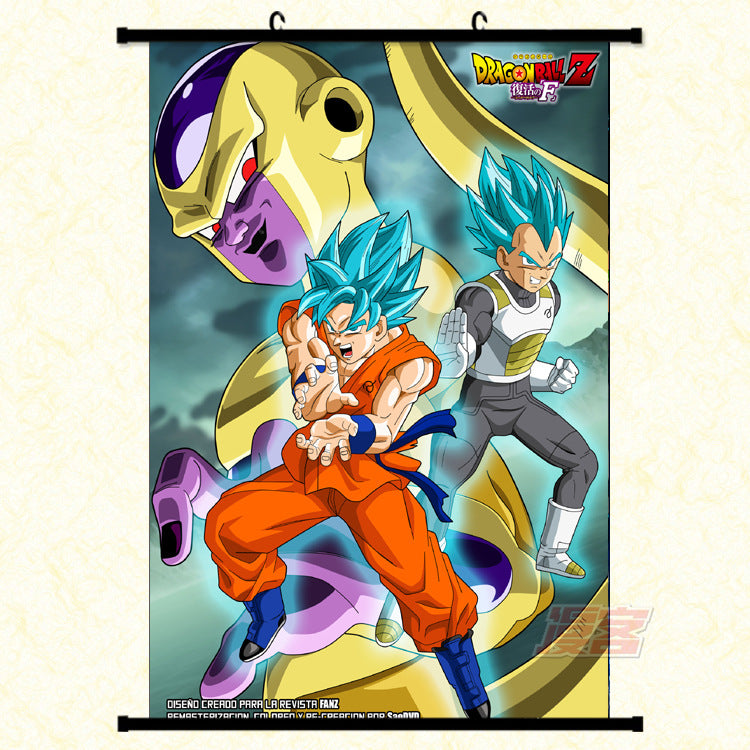Wall Scroll - Dragon Ball