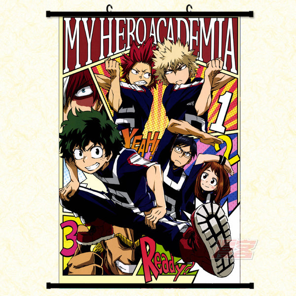 Wall Scroll – My Hero Academia
