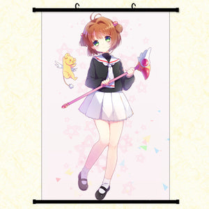 Wall Scroll - Cardcaptor Sakura