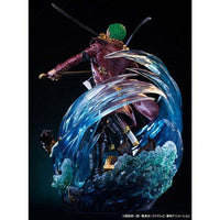 One Piece Log Collection Roronoa Zero Limited Figure