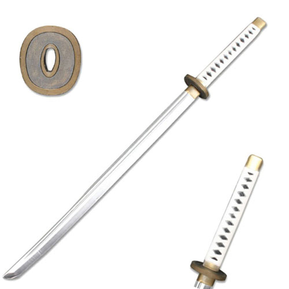 One Piece Roronoa Zoro - Wado Ichimonji High Density Foam Cosplay Sword with Scabbard
