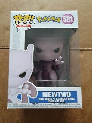 Funko Pop Pokemon - Mewtwo Pop! RS Figure