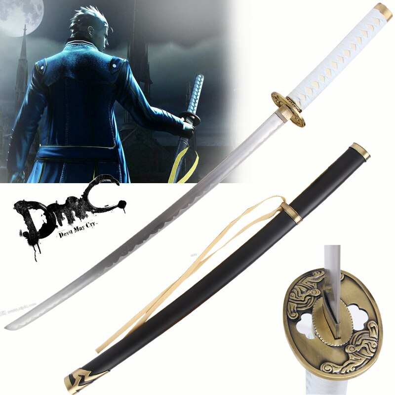 Samurai Sword Devil May Cry Metal Sword