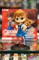 EVANGELION MOVIE - Q POSKET - ASUKA LANGLEY (VER.A) FIGURE
