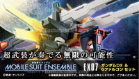 Mobile Ensemble EX0 Gundam DX & G Falcon Set Limited