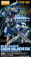 MG 1/100 Gundam Avalanche Exia Dash Limited Edition