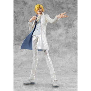"Portrait.Of.Pirates One Piece ""LIMITED EDITION"" Sanji Wedding Ver. 1/8 Limited Edition Figure"