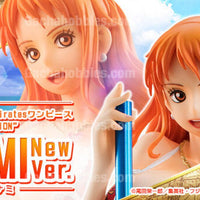 "Portraits.Of.Pirates One Piece ""LIMITED EDITION"" Nami New Ver. Limited Figure"
