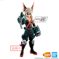 Figure - My Hero Academia: Katsuki Bakugo (Fighting Heroes feat One's Justice) Ichiban Kuji Figure by Banpresto