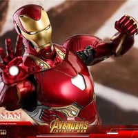 HT Hottoys Avengers Iron Man MK50 alloy MMS472D20 Marvel RESIN FIGURE