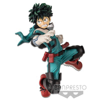 Banpresto Bandai My Hero Academia The Amazing Heroes vol.1 Izuku Midoriya figure
