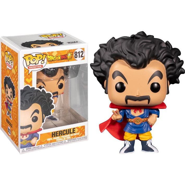 Funko Pop Dragon Ball Super - Hercule Pop! Figure