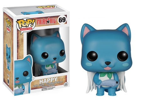 Funko Pop Fairy Tail - Happy Pop! Figure