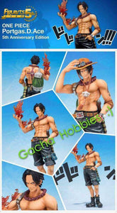 Figuart Zero One Piece Portgas D Ace Figure