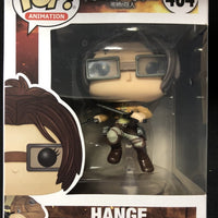 Funko Pop Attack on Titan - Hange Pop! Figure