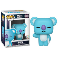 Kpop Funko Pop BT21 - Koya Pop! Figure