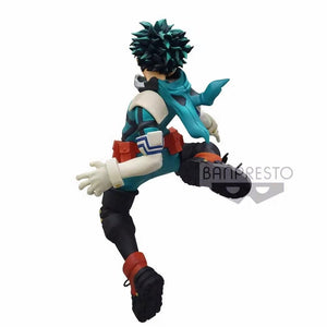 Bandai My Hero Academia King Of Artist - Izuku Midoriya - Figure