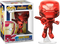 Avengers 3: Infinity War - Iron Man Flying Red Chrome Pop! Vinyl Figure (RS)