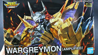 DIGIMON - FIGURE-RISE WARGREYMON MODEL KIT (AMPLIFIED) FIGURE