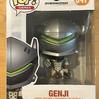 Overwatch - Genji (Carbon Fibre) Pop! Figure
