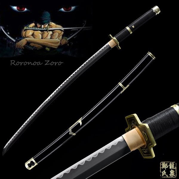 Sword - One Piece Zoro Yubashiri Cosplay Sword Collection