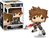 Funko Pop Kingdom Hearts 3 - Sora w/Shield Pop! Figure