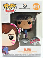 Overwatch - D. Va DGL Pop! RS Figure