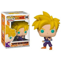 Funko Pop Dragon Ball Z - SS Gohan (Youth) Pop! Figure