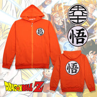 Dragon Ball Casual Sweatshirt Jumper Hoodie Clothes