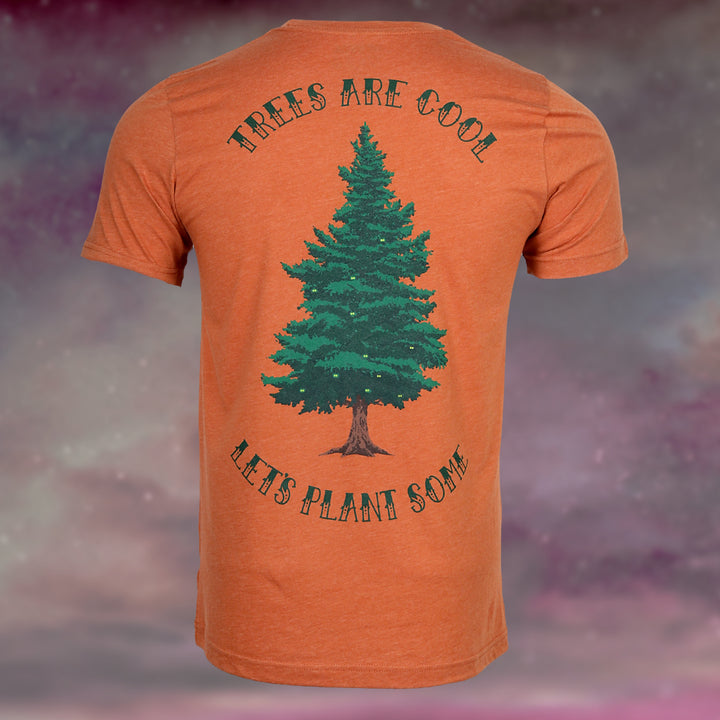 Trees Are Cool Charity T-Shirt