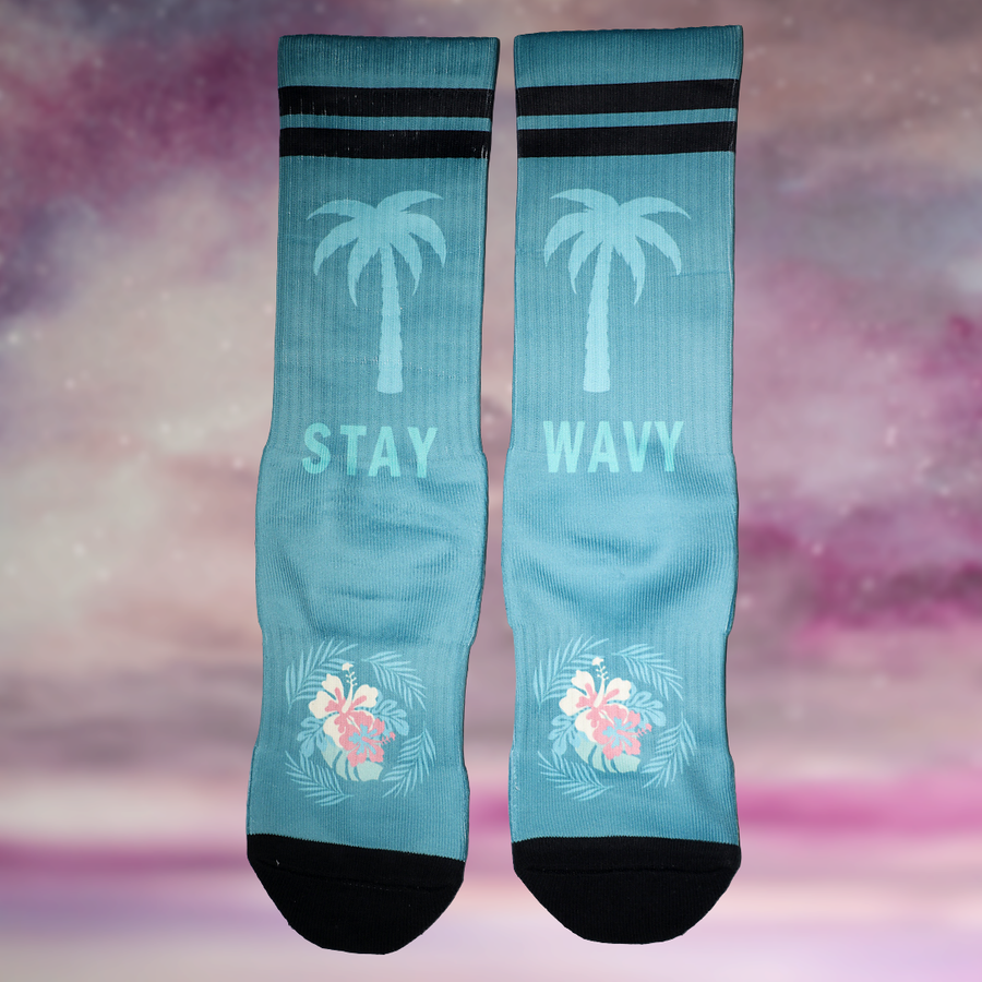 Stay Wavy DEVSOCKS