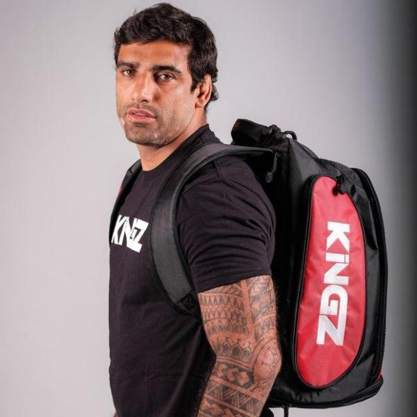 Рюкзак Kingz Convertible Training Bag 2.0 Red