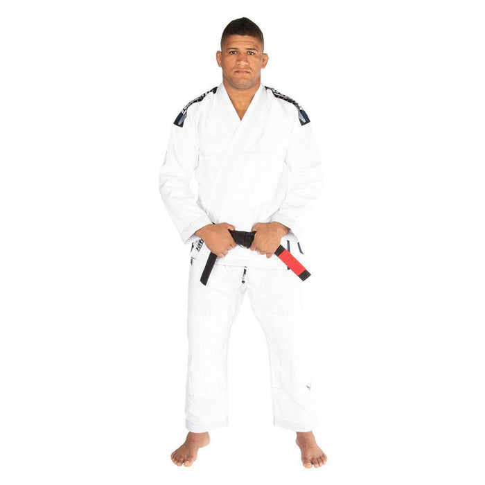 Tatami fightwear Elements Ultralite 2.0 Gi white front standing