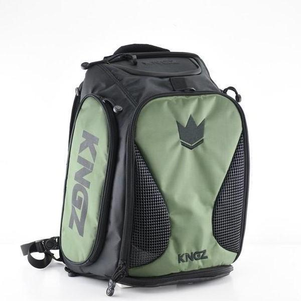 Kingz рюкзак Convertible Training Bag 2.0 Military Green UKR