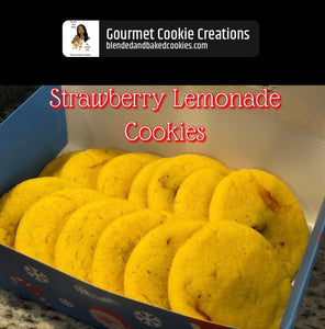 Gourmet Blended Cookies