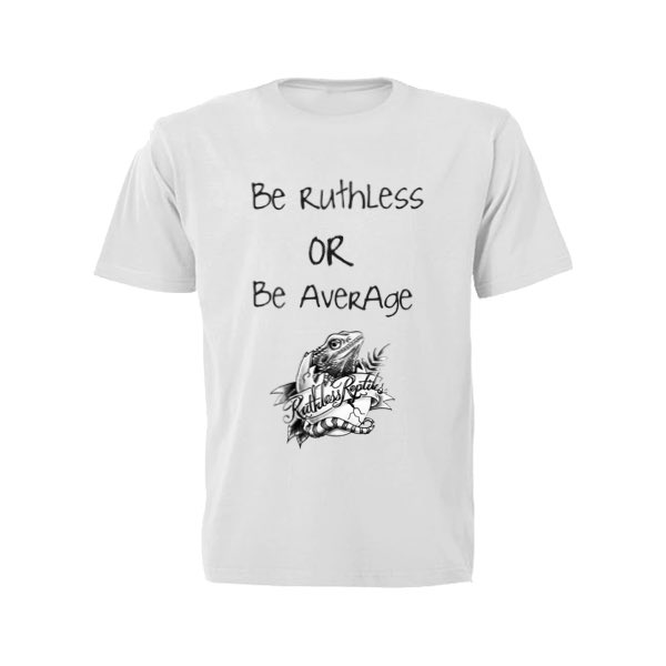 Be Ruthless or Be Average