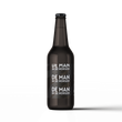 De Man in de Morgen - Russian Imperial Stout Iced Coffee