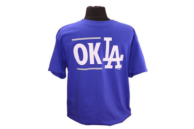Youth OKLA Wordmark SS Tee