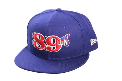 OKC 89ers Fitted Cap