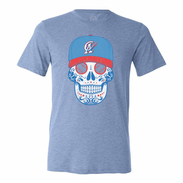 Men's Cielo Azul Sugar Skull