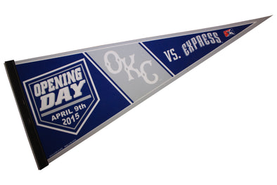 2015 Opening Day Pennant