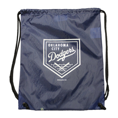 OKC Dodgers Drawstring Bag