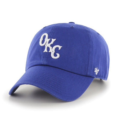 OKC Adjustable Cap- Royal