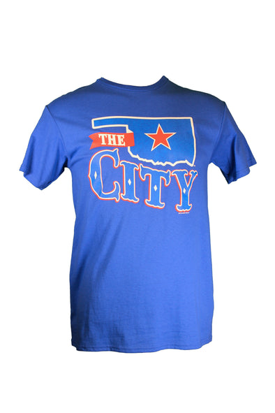 Men's OKLA City SS Tee