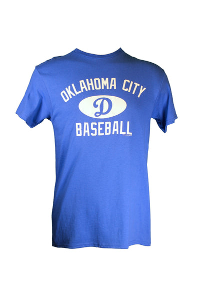 Men's OKC Baseball City SS Tee