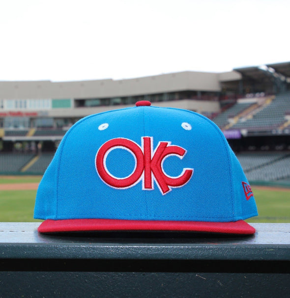 OKC '18 89ers Fitted Cap