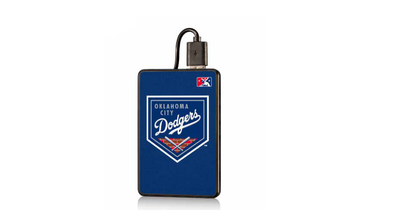 OKC Dodgers Powerbank
