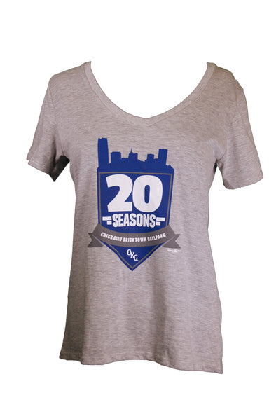 Women's 20th Anniversary Tee