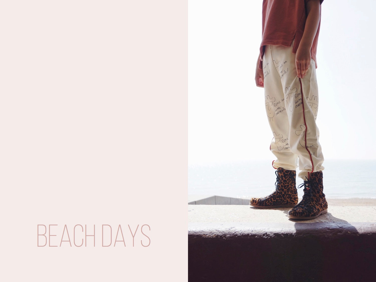 Beach days x CHAPTER 2